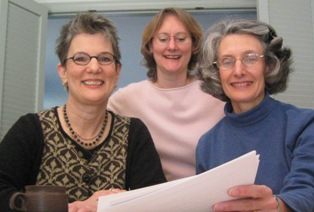 Berks Writers Group - from the early days